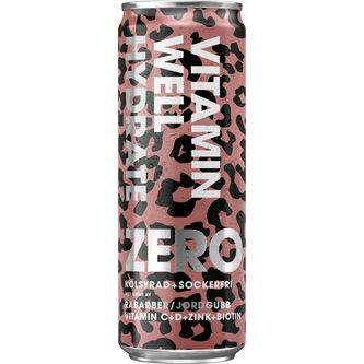 Hydrate Zero Vitamin Well Burk 35.5cl Vitamin Well