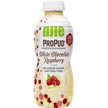 Proteindryck Vit Choklad/hallon Laktosfri Njie 330ml