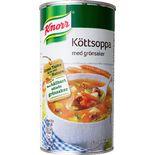 Köttsoppa Med Grönsaker Knorr 550g