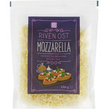 Mozzarella Riven Garant 150g
