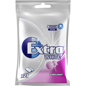 Extra White Bubblemint 29g Wrigley's