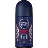 Dry Impact Men Deodorant Rollon Nivea Men 50ml
