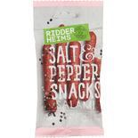 Snacks Salami Salt&pepper Ridderheims 70g