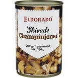 Champinjoner I Skivor Eldorado 290/155g