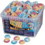 Tutti Frutti Rings Fazer 1.7kg