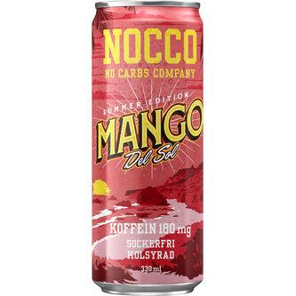 Mango Bcaa Energidryck Burk 33cl Nocco
