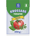 Krossade Tomater Örter Garant 390g
