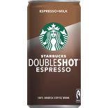 Doubleshot Espresso Starbucks 200ml