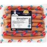 Wienerkorv 30-pack Lindvalls 1.35kg