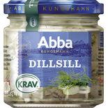 Dillsill Abba 240/130g