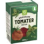 Tomater Krossade Örter Garant 390g