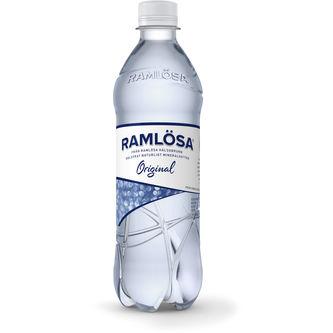 Original Kolsyrat Vatten Pet 50cl Ramlösa