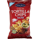 Tortilla Chips Salted Santa Maria 185g