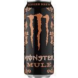 Mule Ginger Brew Sf Energidryck Burk Monster Energy 50cl