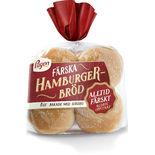 Hamburgerbröd Ljusa Pågen 416g