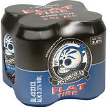 Pistonhead Flat Tire 3.5% Burk Brutal Brewing 4p33cl