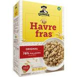Havrefras Quaker 375g