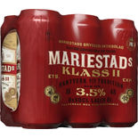 Mariestads 3.5% Folköl Mariestads 6p/50cl