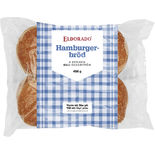 Hamburgerbröd 8-pack Eldorado 456g