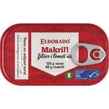 Makrillfilé I Tomatsås Eldorado 125g