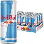 Red Bull Energy Drink Sockerfri red bull 25cl