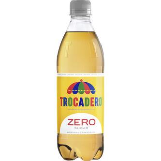 Trocadero Zero Sugar Läsk Pet 50cl Trocadero