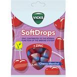 Soft Drops Cherry Vicks 90g