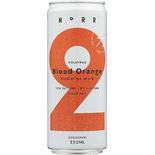 Norr 2 Blood Orange Sockerfri Burk Norr 33cl