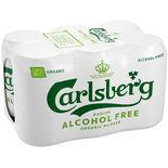 Carlsberg Non Alcoholic 6-pack Eko Öl 0.5% Carlsberg 6p/33cl