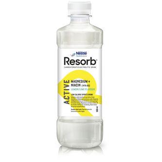 Active Lemon Lime Vätskeersättning 50cl Resorb