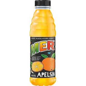 Apelsin Stilldrink Pet 50cl Mer