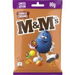 Crunchy Caramel Ltd M&m's 80g