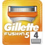 Fusion Rakblad Gillette 4p
