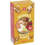 Granola Kokos & Quinoa Garant 425g