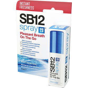 Spray On The Go Munskölj 15ml Sb12