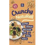 Crunchy Naturell Flingor Garant 750g