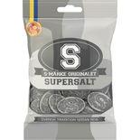 S-märke Supersalt Candy People 80g