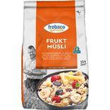 Frukt Müsli Frebaco Kvarn 700g