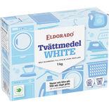 Tvättmedel White Eldorado 1kg