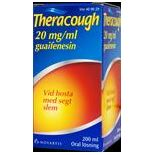Theracough Hostmedicin Oral Lösning Theracough 200ml