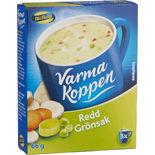 Varma Koppen Redd Grönsak Pulver Blå Band 3p/6dl