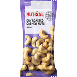 Cashew Salted Nutisal 60g