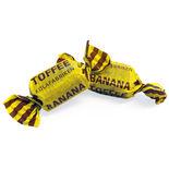 Toffee Banan Kolafabriken 4kg