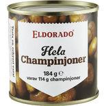 Champinjoner Hela Eldorado 185/114g