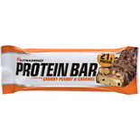 Protein Bar Chunky Peanut Caramel Nutramino 60g