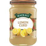 Lemon Curd Mackays 340g