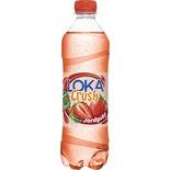 Crush Jordgubb Kolsyrad Dryck Pet Loka 50cl