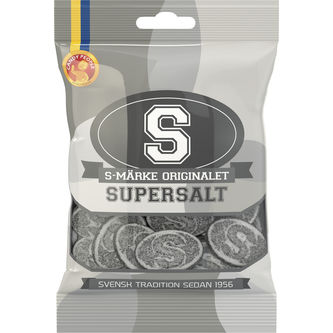 S-märke Supersalt 80g Candy People