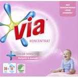 Color Sensitive Tvättmedel Pulver Via 750g