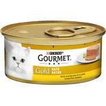 Gold Kyckling I Paté Kattmat Gourmet 85g